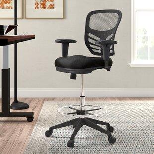 Mesh Drafting Chair by Sym..