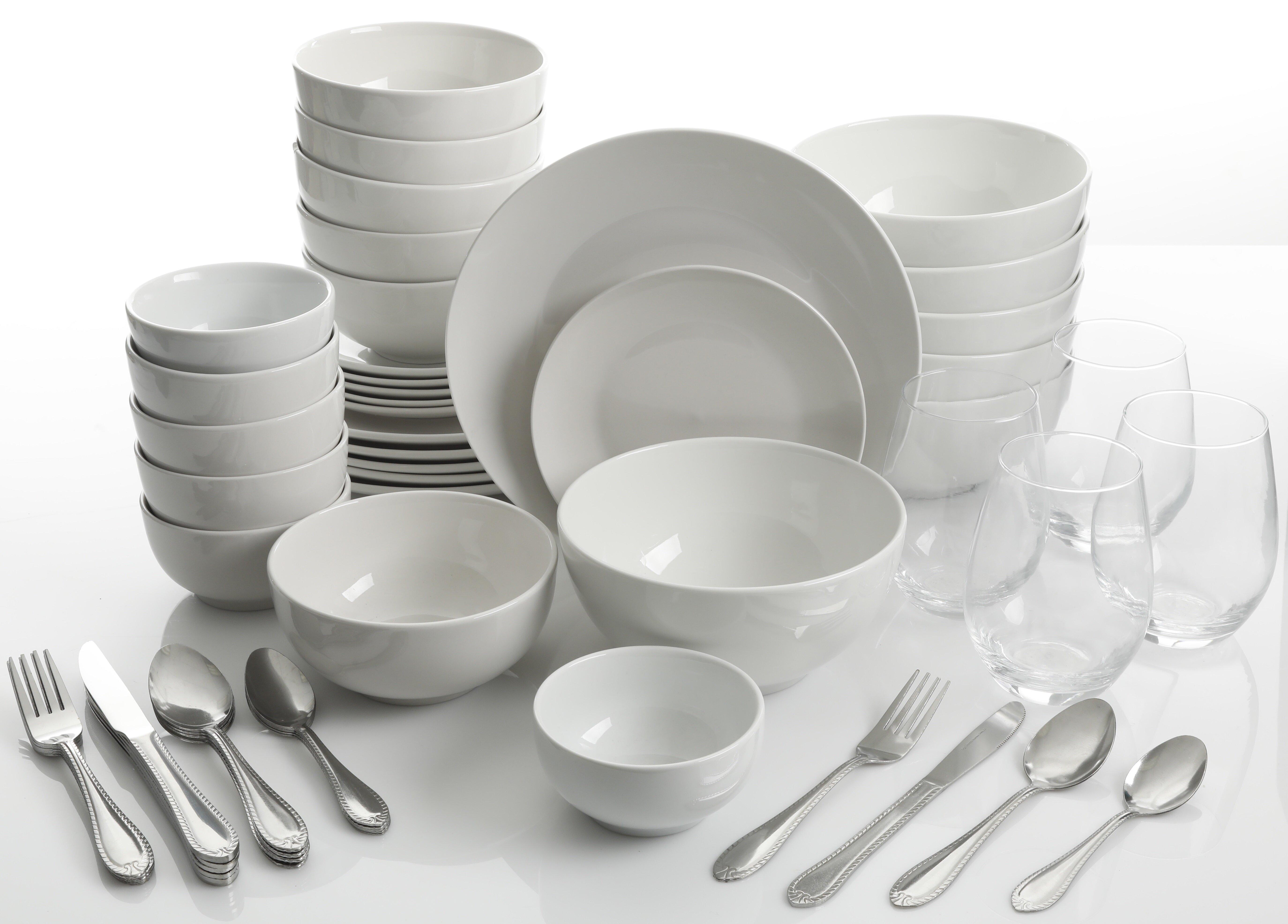 Rosvita 60 Piece Dinnerware Set