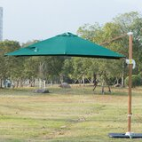 Abasi 10 Square Cantilever Umbrella