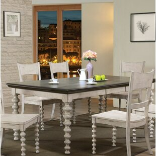 Bustillos Dining Table Gracie Oaks