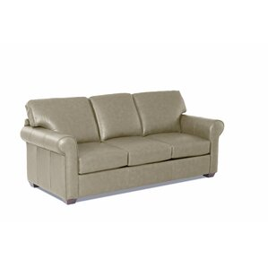 Rachel Leather Sofa by Wayfair Custom Upholstery?