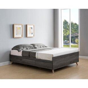 Urick Platform Bed with Drawer by Brayden Studio
