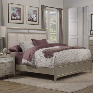 Gottfried Upholstered Panel Bed