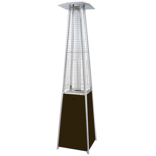 AZ Patio Heaters Tall 40,000 BTU Propane Patio Heater U0026 Reviews   Wayfair