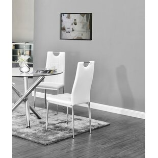 Spickard Upholstered Dinning Chair (Set of 2)