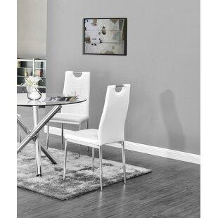 Spickard Upholstered Dinning Chair (Set of 2)