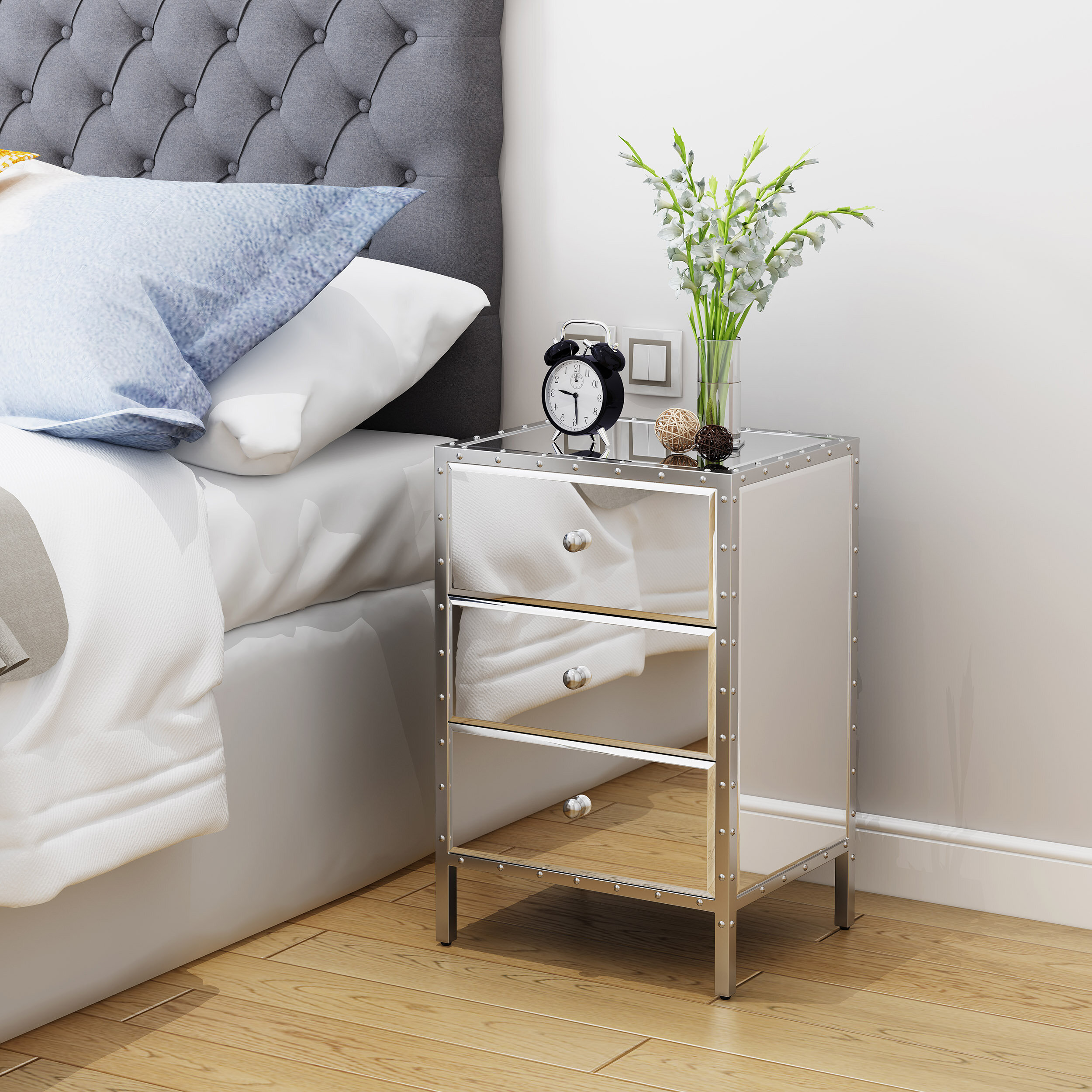 on late for may jacqui appointed bungalow well until side white table drawer luxuries home currently backorder house end the in