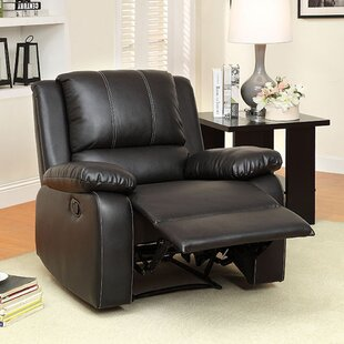 Rockhampton Manual Recline Rocker Recliner by Latitude Run Design