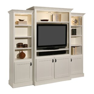 French Restoration Shaker Entertainment Center for TVs up to 50 by A&E Wood Designs
