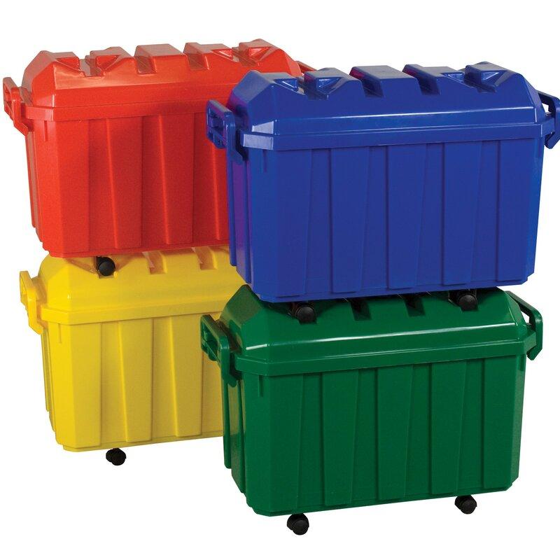 Ordinaire Stackable Trunk Storage Toy Organizer