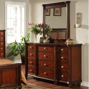 Alcott Hill Bancroft Woods 12 Drawer Dresser..