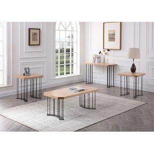 Nebraska 4 Piece Coffee Table Set by Gracie Oaks