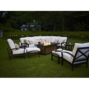 Meadowcraft Maddux Sectional
