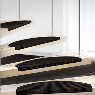 Black Stair Tread by Symple Stuff