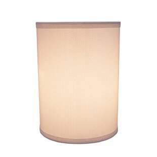 Derouen 8 Linen Drum Lamp Shade