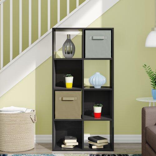 Bücherregal Gianna | Wohnzimmer > Regale > Bücherregale | Schwarz | Modern You