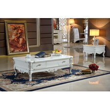 Aneda Coffee Table Set by Astoria Grand