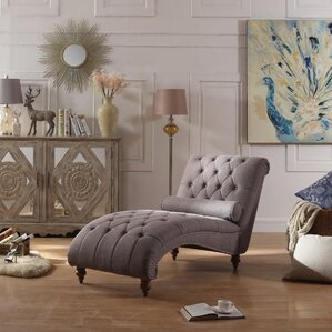 living room chaise. Yarmouth Chaise Tufted Lounge Chair Chairs You ll Love  Wayfair