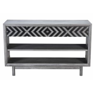 Brayden Studio Cavazos Console Table