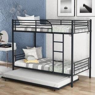 Chaudiere Twin Loft Bed with Trundle by Isabelle amp Max