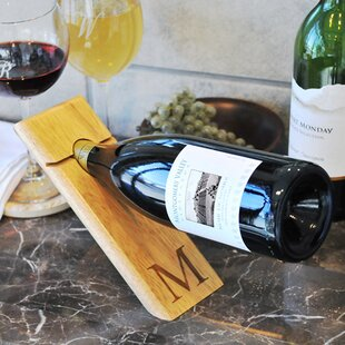 Counter Balance 1 Bottle Tabletop Wine Ra..