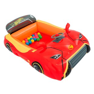 Bestway Hot Wheels Ball Pit