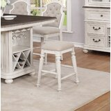 Alisa Bar Stool (Set of 2) by One Allium Way®