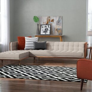Carey Mid-Century Sectional