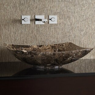 Affordable Marble Stone Rectangular Vessel Bathroom Sink By Ryvyr