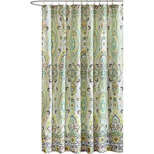 Reviews Blackhurst Shower Curtain ByWorld Menagerie