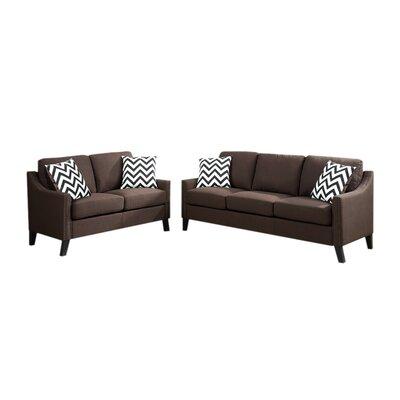 Pleasant Laffey 2 Piece Living Room Set Alcott Hill Upholstery Ncnpc Chair Design For Home Ncnpcorg