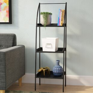 Fleming Ladder Bookcase by Ebern Designs Savings