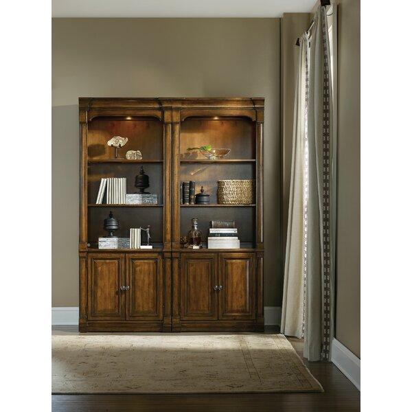 Hooker Furniture Tynecastle Bunching Standard Bookcase Amp Reviews Wayfair