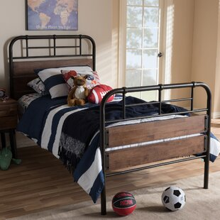 Rob Platform Bed by Williston Forge