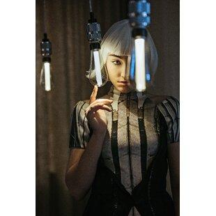 1-Light Bulb Pendant by Pekota