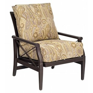 Andover Rocking Patio Chair with Cushions