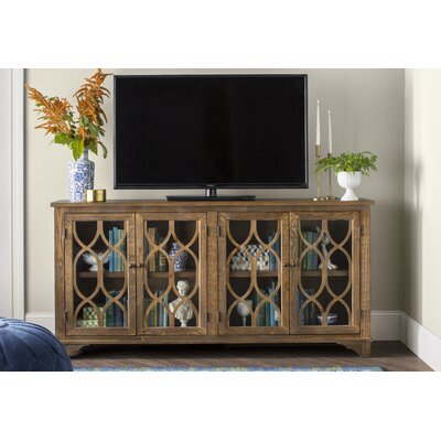 """Rachael TV Stand for TVs up to 75"""" by August Grove"""