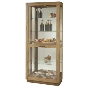Darby Home Co Breeden Curio Cabinet