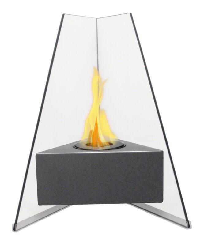 Anywhere Fireplace Manhattan Bio-Ethanol Tabletop Fireplace ...