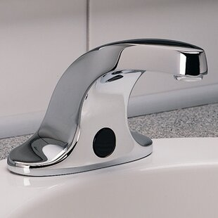 American Standard Selectronic Electronic Centerset Faucet Less Handle with Drain Assembly