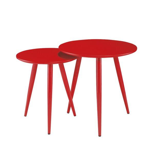 Modern nesting tables allmodern watchthetrailerfo