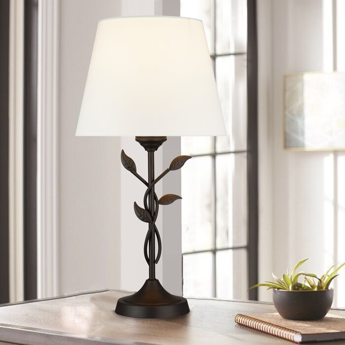Fleur De Lis Living 21 Bedside Table Lamp