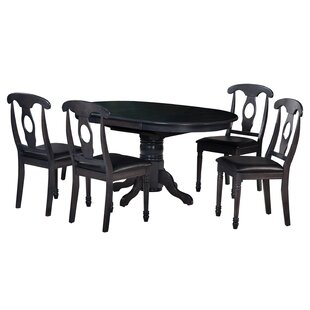 Valleyview 5 Piece Dining Set by TTP Furn..