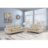 2 Piece Living Room Set (Set of 2) by Orren Ellis