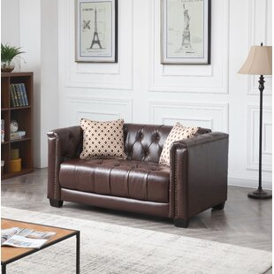 Trinidad Chesterfield Loveseat