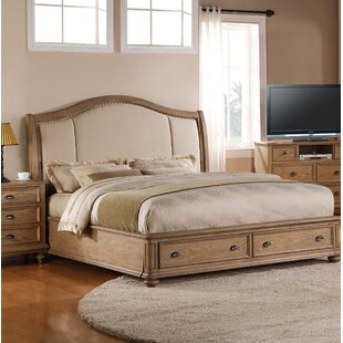 Margate Upholstered Panel Bed