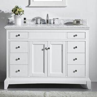 Pineville 42 Single Bathroom Vanity Set by Charlton Home