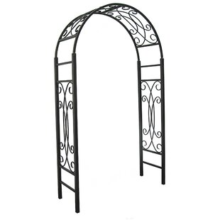 Innova Hearth and Home Bradford Steel Steel Arbor