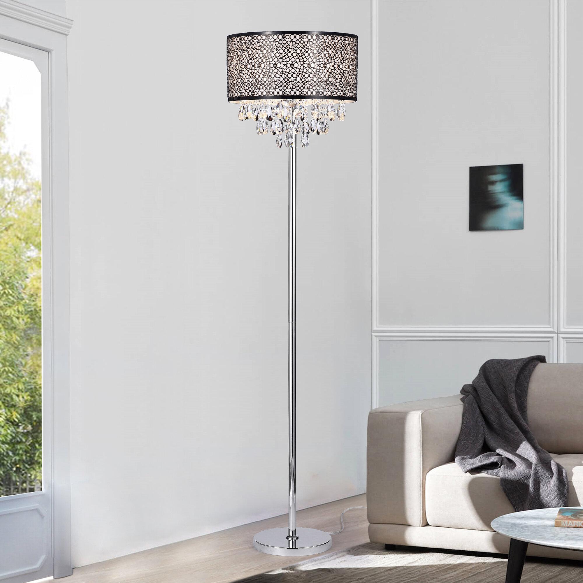 Rosdorf Park Meyers 62 99 Floor Lamp