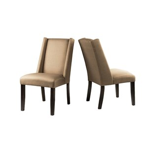 Red Barrel Studio Licker Upholstered Dining Chair (Set of 2)